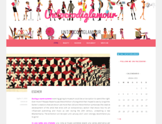 untoccodiglamour.wordpress.com screenshot