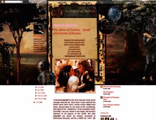 untraveledworlds.blogspot.in screenshot