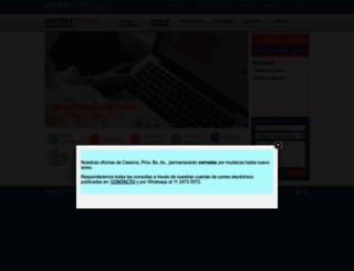 untrefvirtual.edu.ar screenshot