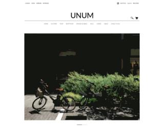 unum.co.kr screenshot