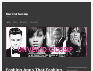 unveildgossip.com screenshot