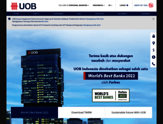 uob.co.id screenshot