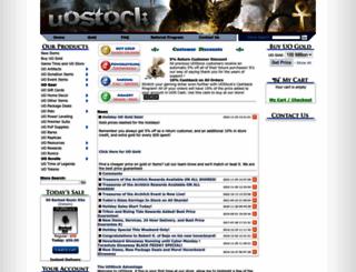 uostock.com screenshot