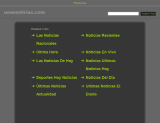 uownoticias.com screenshot
