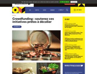 up-inspirer.fr screenshot