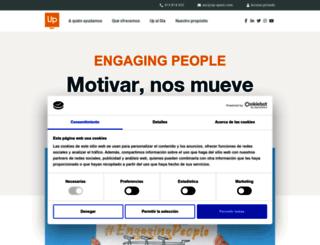 up-spain.es screenshot