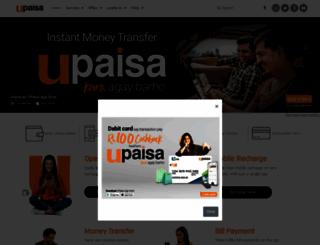 upaisa.com screenshot