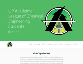 upalchemes.org screenshot