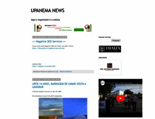 upanema.blogspot.com screenshot