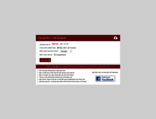 upanh.vietdesigner.net screenshot
