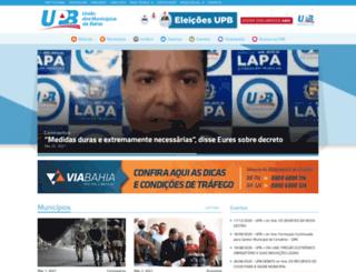 upb.org.br screenshot