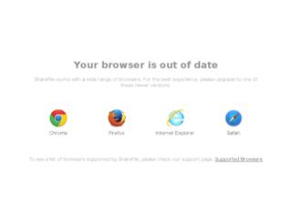 upb.sharefile.com screenshot