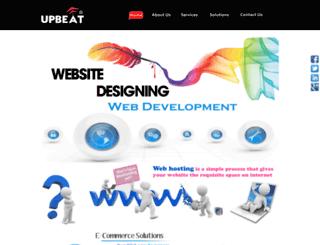 upbeatsoft.com screenshot