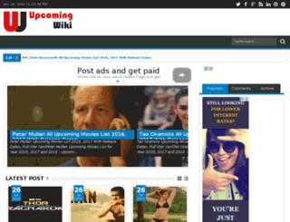 upcomingwiki.blogspot.in screenshot