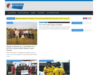 upcric.com screenshot