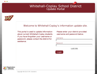 update.whitehallcoplay.org screenshot
