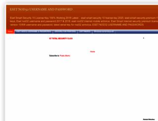 updateanti-virus.blogspot.com screenshot