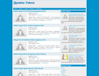 updatekno.blogspot.com screenshot