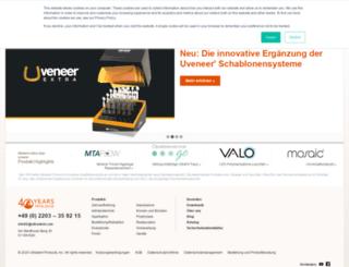 updental.de screenshot