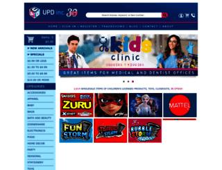 updinc.net screenshot