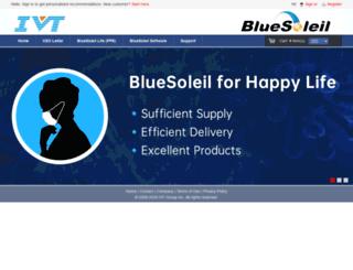 upgrade.bluesoleil.com screenshot