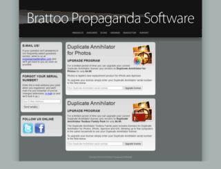 upgrade.brattoo.com screenshot