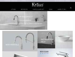 upgrade.kraususa.com screenshot