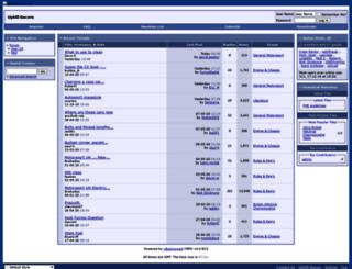uphillracers.com screenshot