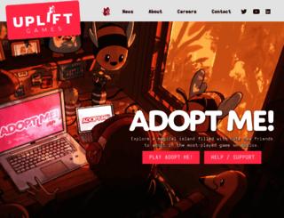upliftgames.com screenshot