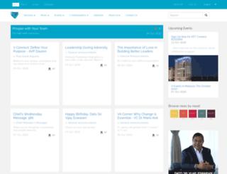 upline.the-v.net screenshot