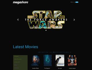 upload.megashare.com screenshot