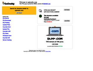 uploadix.com screenshot