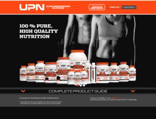 upnusa.com screenshot
