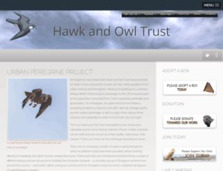 upp.hawkandowl.org screenshot