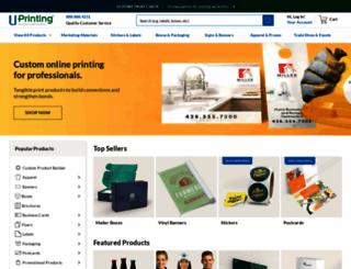 uprinting.com screenshot