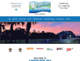 upriver.com screenshot