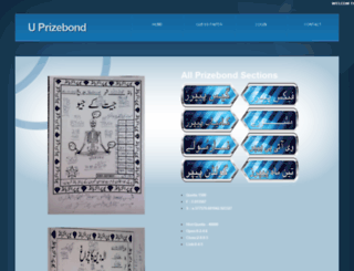 uprizebond.com screenshot