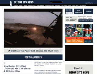 ups-planes.beforeitsnews.com screenshot