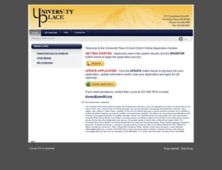 upsdjobs.hrmplus.net screenshot