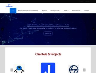 upskill365.com screenshot