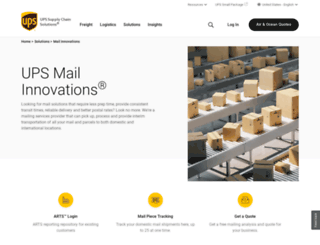 upsmailinnovations.com screenshot