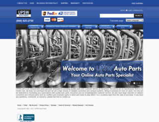 upsw.com screenshot