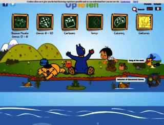 uptoten.com screenshot