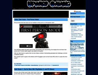 upwardgaming.com screenshot