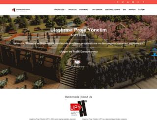 upy.com.tr screenshot