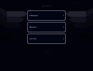 upyougo.nl screenshot