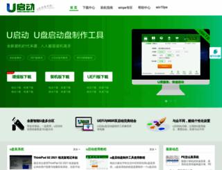uqidong.com screenshot