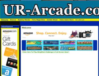ur-arcade.com screenshot