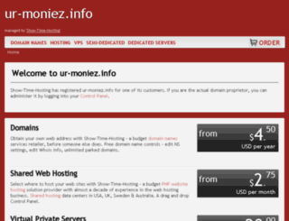 ur-moniez.info screenshot