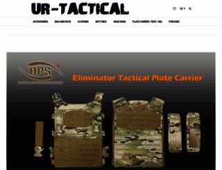 ur-tactical.com screenshot